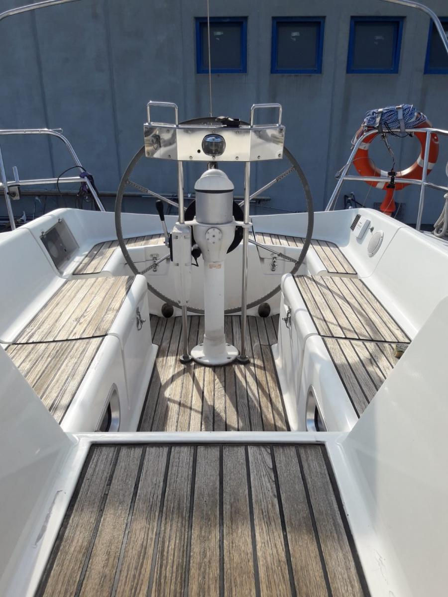 Travesía Cagliari - Ibiza en velero
