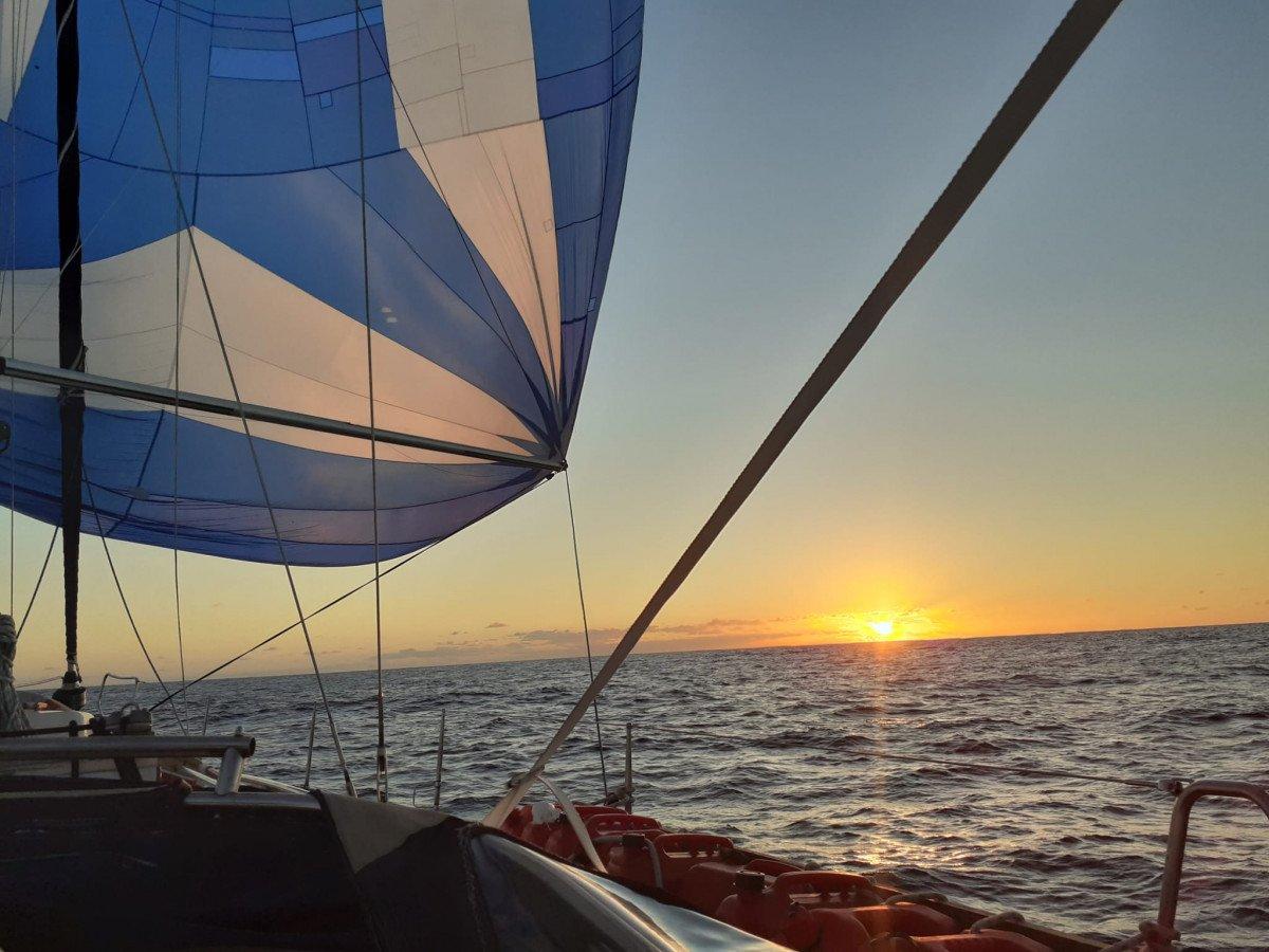 Cruce del Atlántico Canarias-Caribe