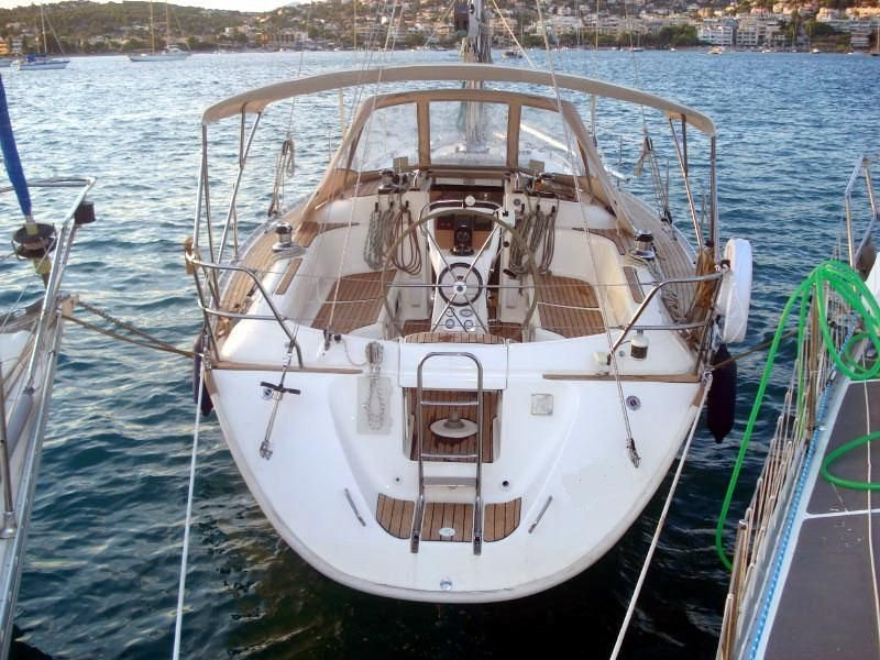 Salida en velero por Cambrils