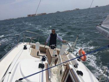 Regata 10 Millas en el Mar Menor y Navegación en domingo