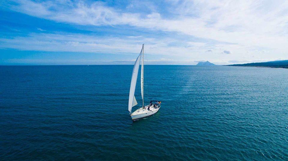 Paseos en velero a Ceuta