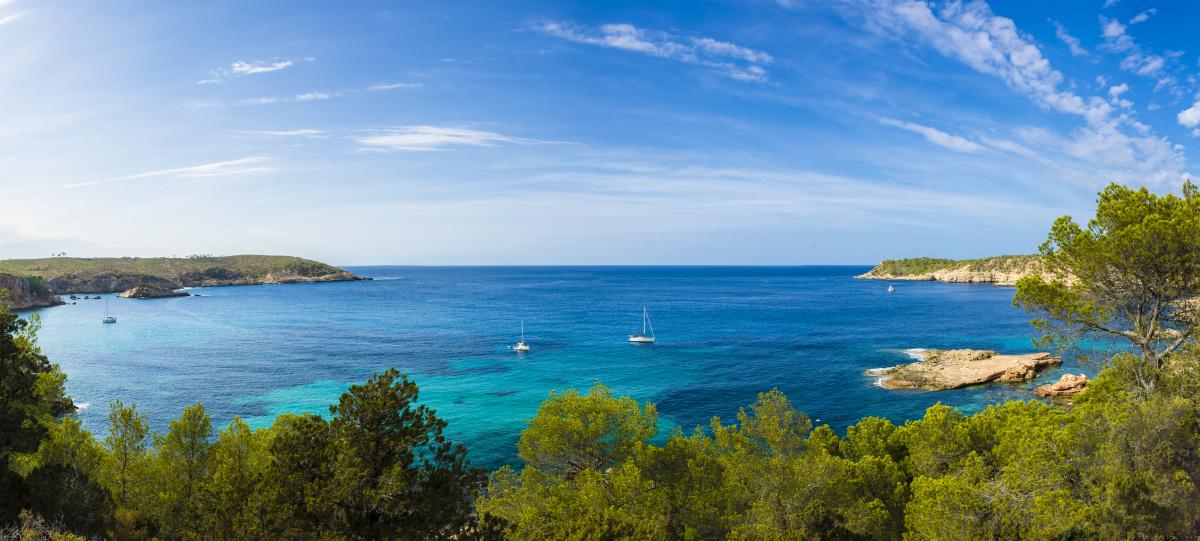 Jornadas de velero, buceo y diversión en Ibiza