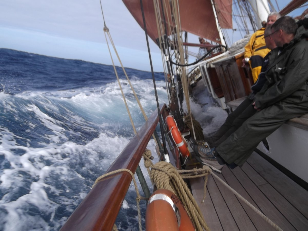 Sailing Adventure of the Year: The Atlantic Ocean - Canaries to the Caribbean!