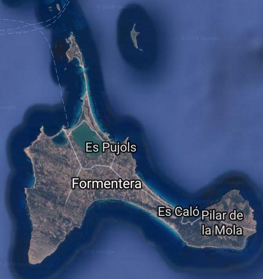 XXXII Trofeo Peñón de Ifach. Calpe - Formentera - Calpe