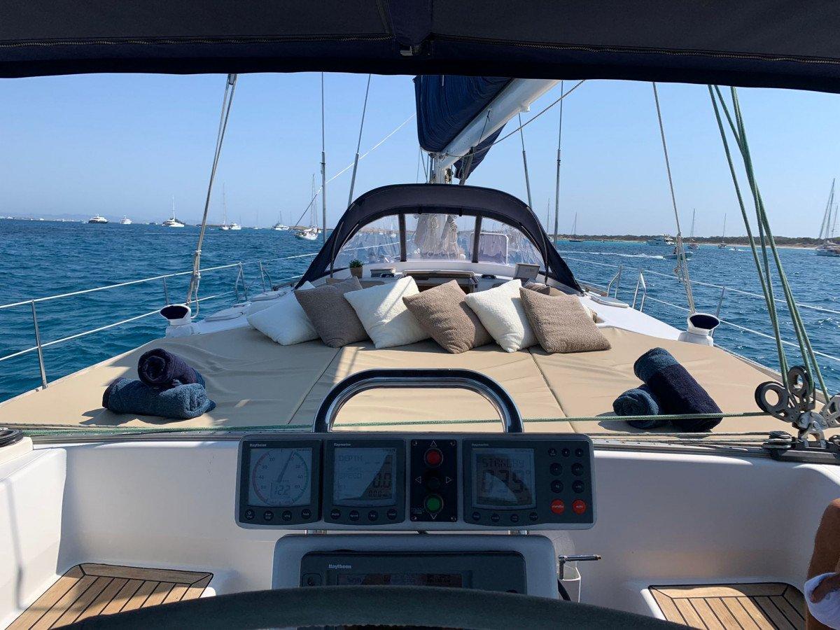 Travesía en velero por Barcelona-Madeira-Canarias
