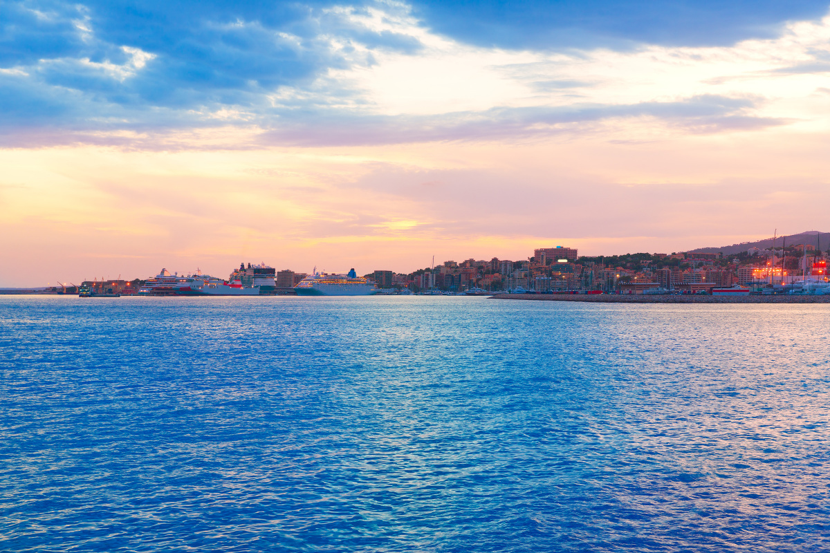 Curso de 4 horas de navegación en Palma
