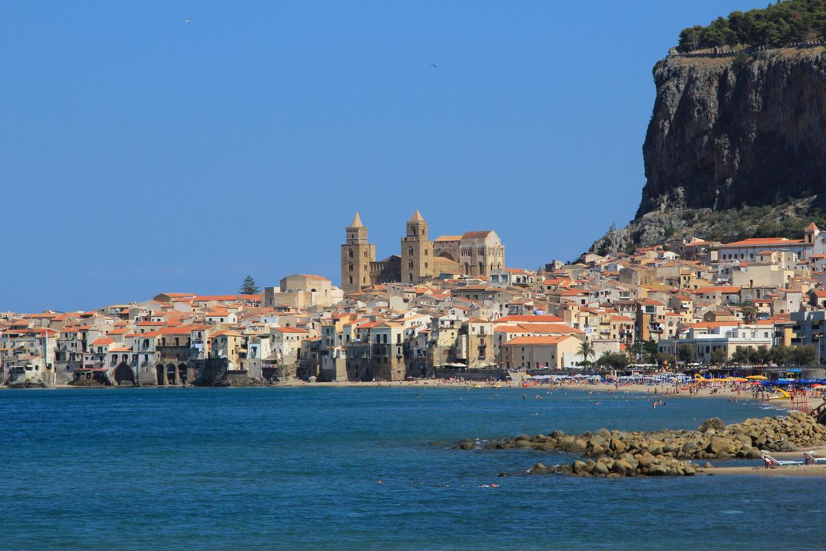Travesía en velero de Trieste a Palermo