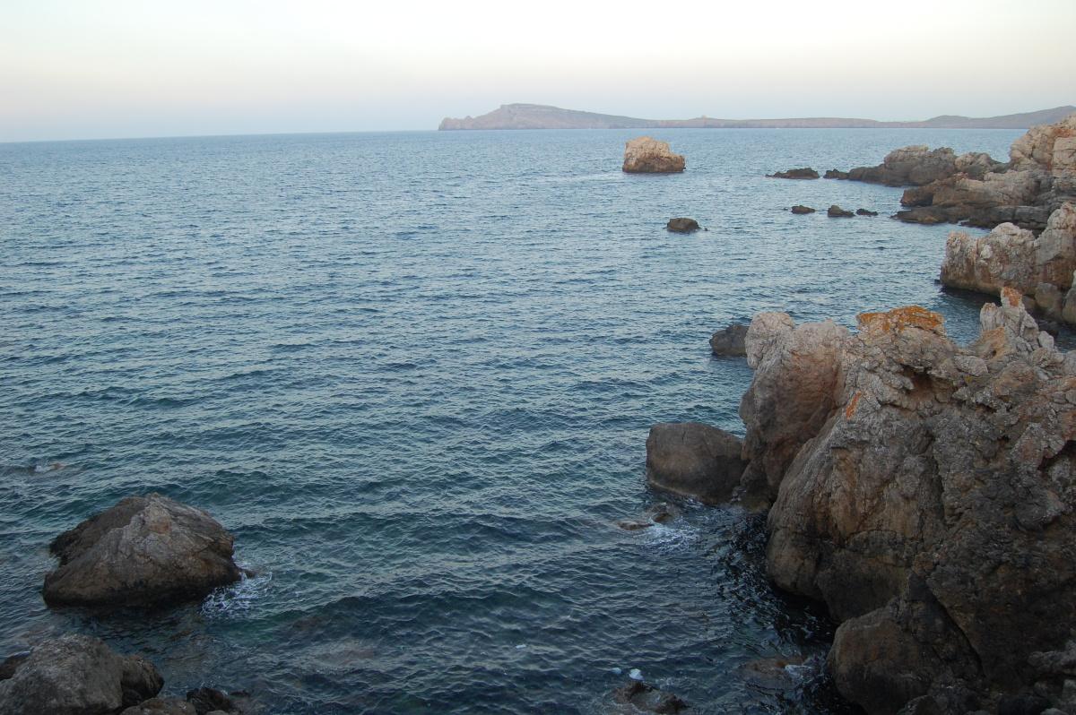 Navegación por las calas de Menorca desde Mahón