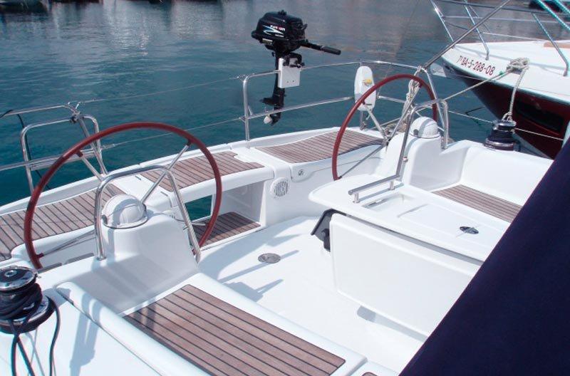 Travesía de una semana a Menorca en velero de 4 cabinas