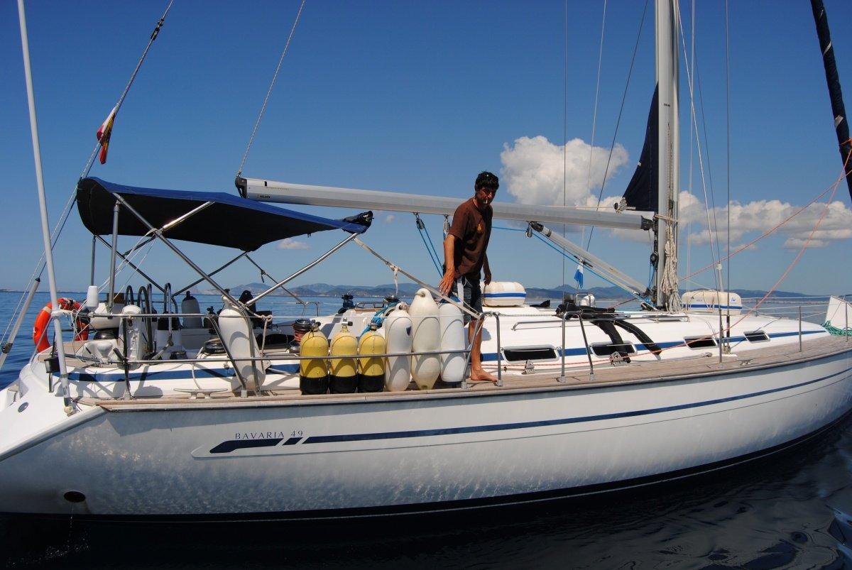 Crucero en Tenerife y La Gomera con curso OWD PADI