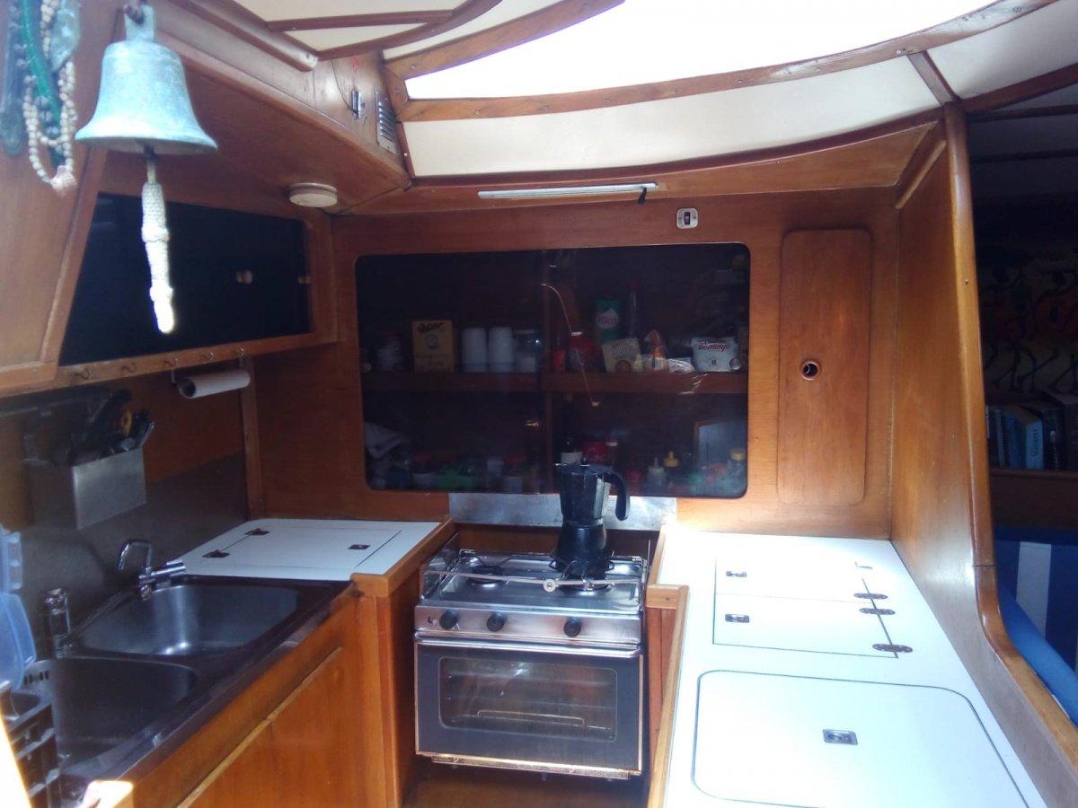 Vacaciones en velero en el Cabo de Gata