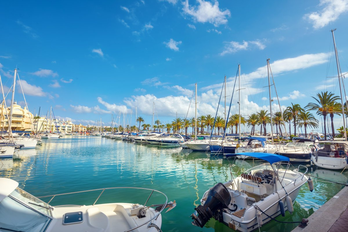 Curso de Licencia de Navegación en Málaga