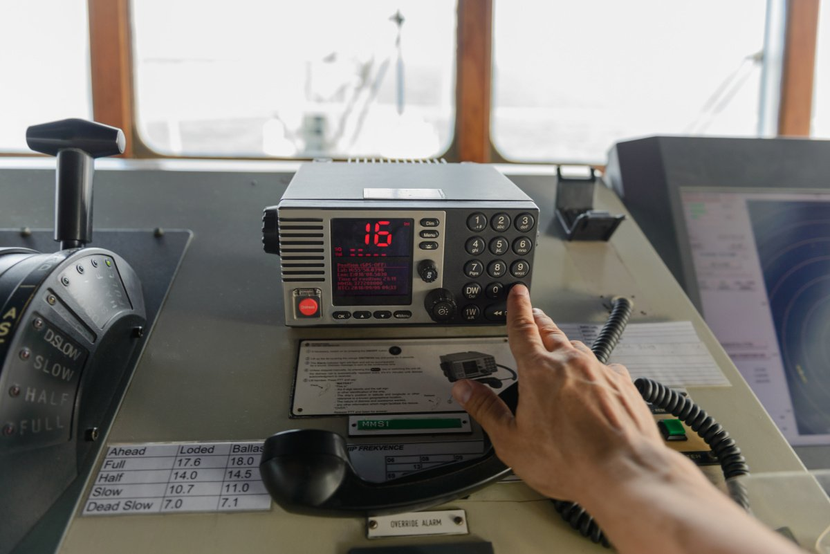 Práctica de Radio PNB en Altea