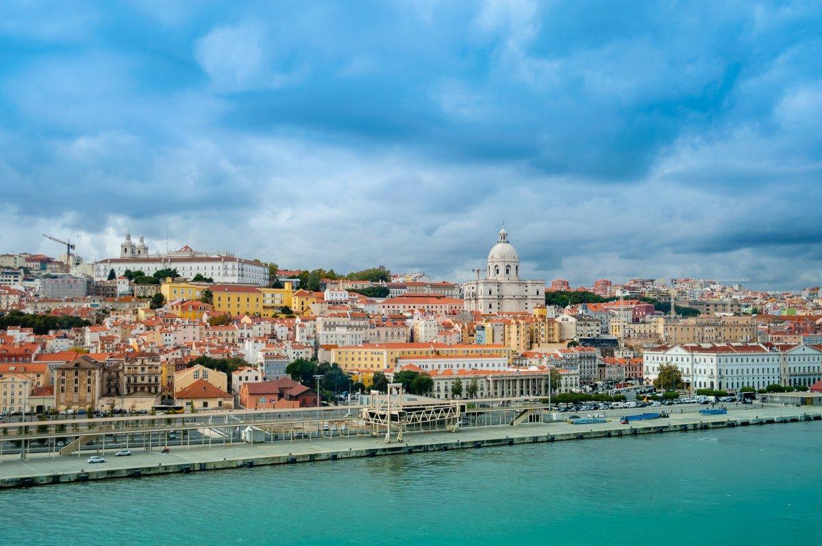 Travesia en velero Huelva - Lisboa - Huelva