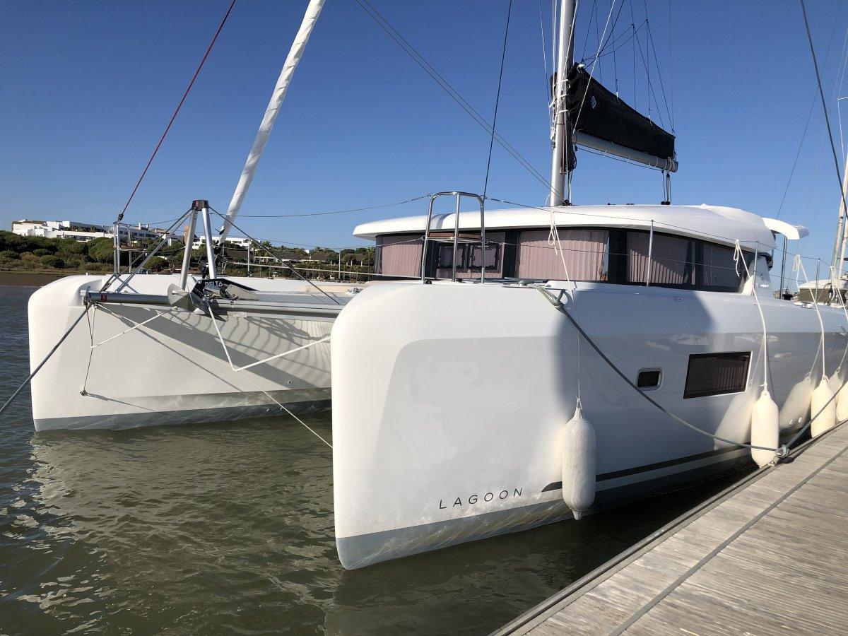 Travesía en catamarán por el Caribe: Panamá - San Blas - San Andrés