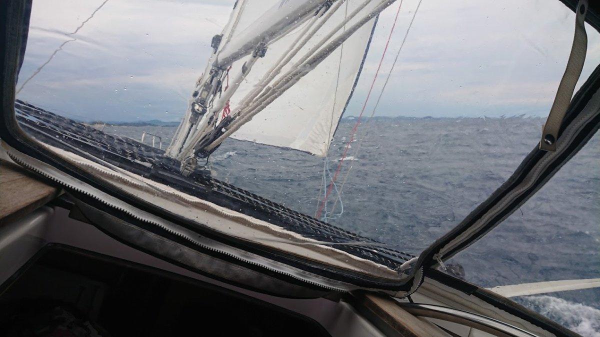 Curso de Navegación y Refugio en Croacia