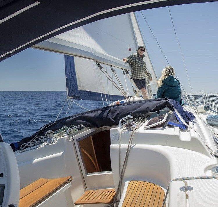 Escapada en velero a Mallorca desde El Masnou