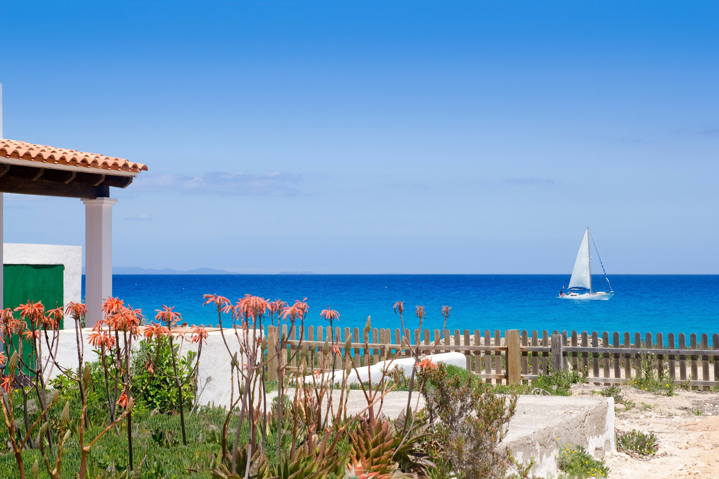 Airbnb en Ibiza