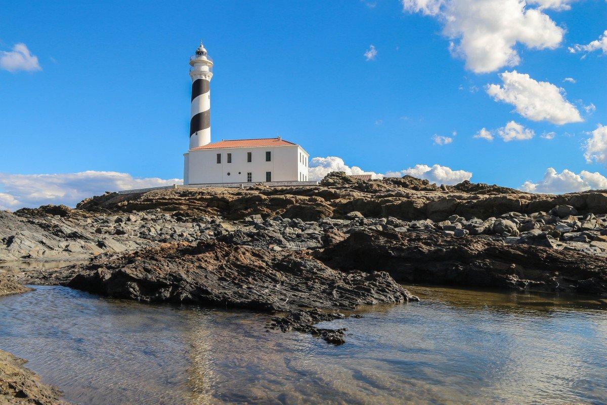 Semana de crucero en velero por Menorca