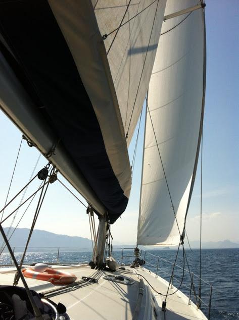 Fin de semana de navegación e iniciación a la vela en Denia