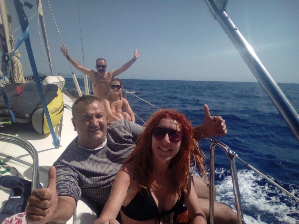 Atlantic crossing of the Caribbean to Algeciras