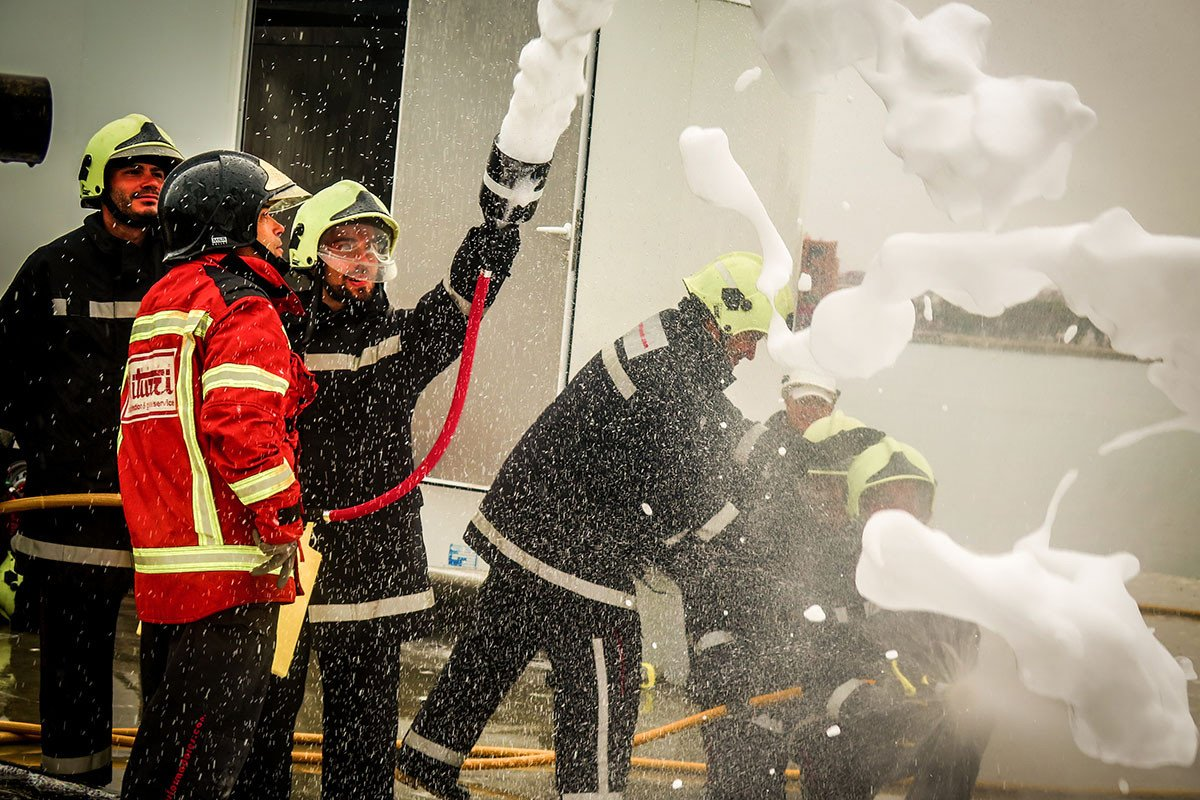 Actualización combinada de Formación Básica + Avanzado contra Incendios (Málaga)