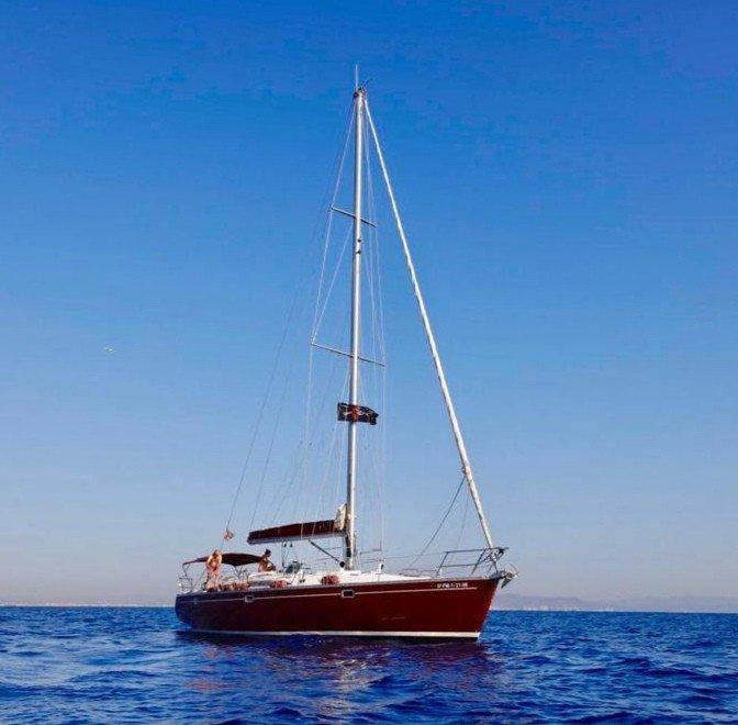 Paseo en velero por Valencia y comida a bordo