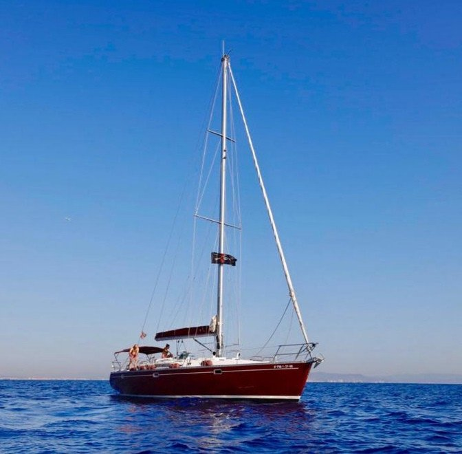 Navega una semana por la Costa Blanca en un precioso velero Bénéteau Oceanis 50