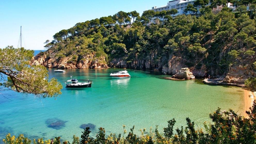 Una semana en velero por Menorca