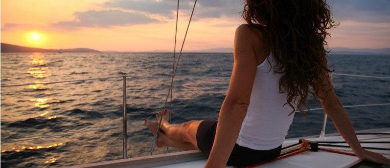Fuga di fine settimana in barca a vela in Costa Brava
