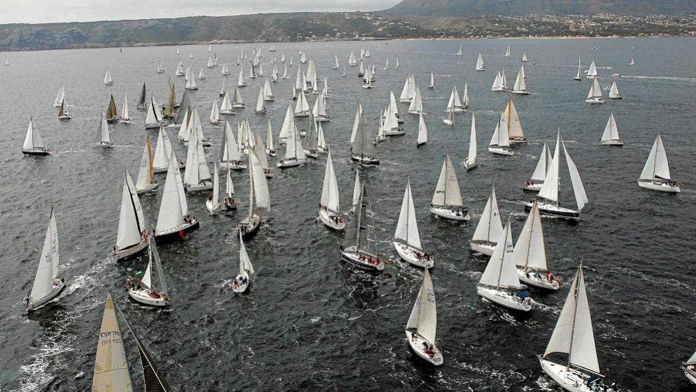 Ruta de la Sal en velero desde Sitges