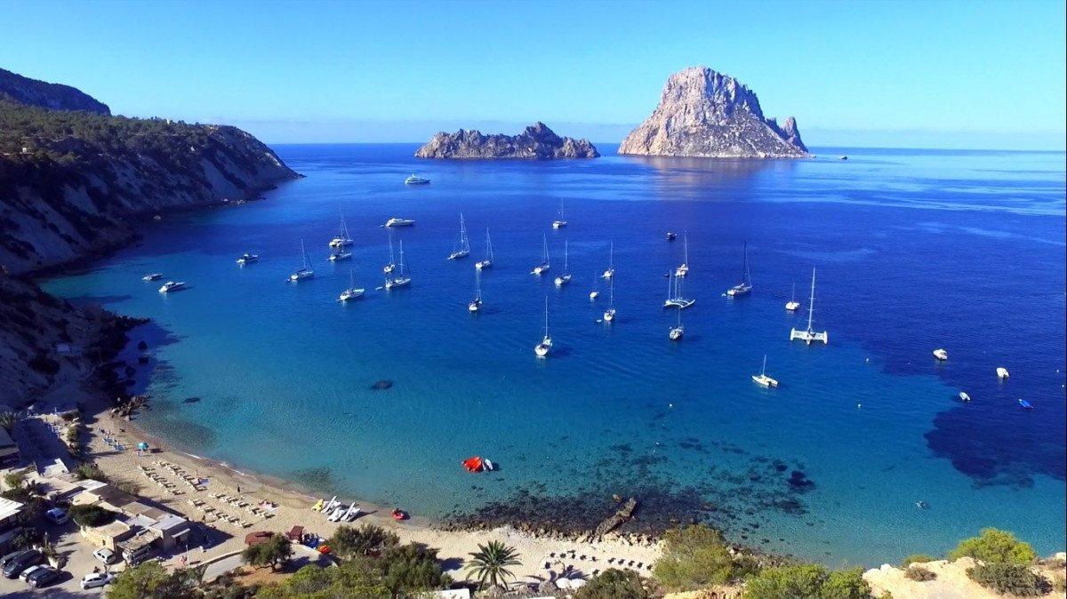 Navega 7 días en velero por Ibiza y Formentera