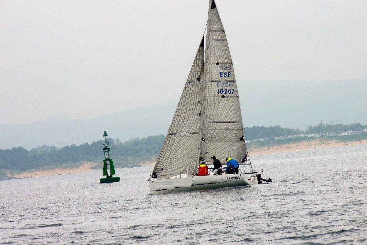 Curso Intesivo Navegación a Vela. Técnica y Táctica.