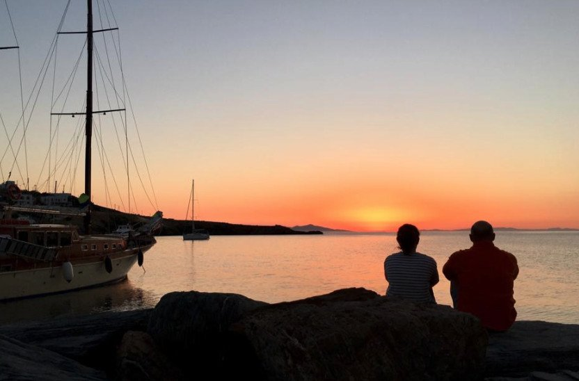 Semana de Vela Intensiva por Grecia