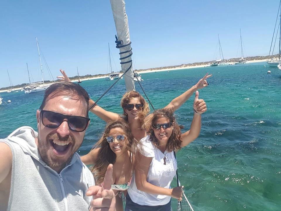 4 días navegando o prácticas PER 4 pax. Ibiza| Formentera | Amarre en Ibiza