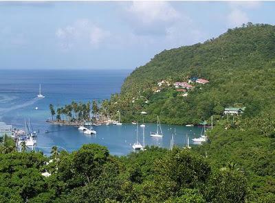Cruce del Atlántico en Catamarán! Las Islas Canarias a Santa Lucia y Martinica