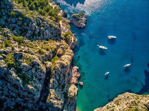 Vacaciones en velero en Ibiza y Formentera desde Denia